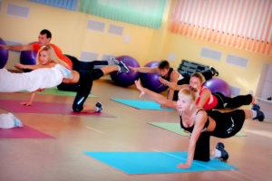 Комплекс упражнений каланетика для снижения веса