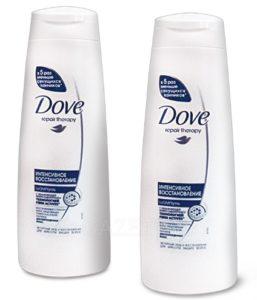 Шампунь Дав (Dove) с кератином