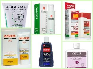 Какой из лечебных шампуней от перхоти лучше, и по какой цене их можно приобрести в аптеке?
