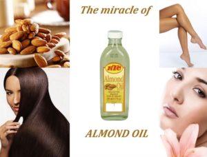 Полезные свойства миндального масла для кожи