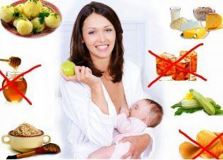 Как правильно питаться кормящей маме: особенности диеты во время грудного вскармливания