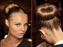 Как сделать пучок своими руками: с распущенными волосами, на длинные, средние и короткие волосы
