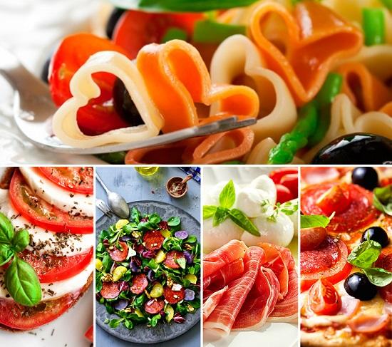 Что можно приготовить на романтический ужин для двоих