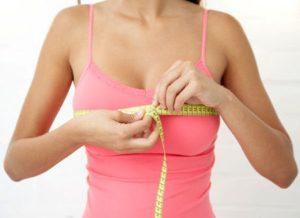 Особенности обвисания груди после похудения