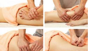 Виды массажа для избавления от целлюлита