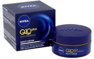 Крем для лица ночной NIVEA Q10 PLUS