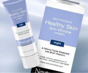 Healthy Skin Anti-Wrinkle Night Cream от Neutrogena