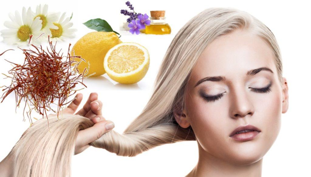 маска для обесцвечивания волос в домашних условиях