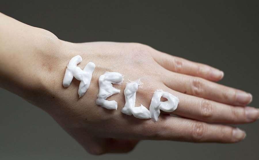 способы борьбы с сухой кожей рук