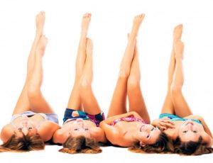 популярные крема для депиляции бикини