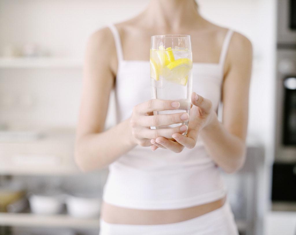 вода имбирь лимон для похудения рецепт