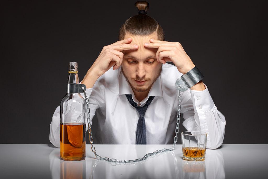 Виды алкогольной зависимости