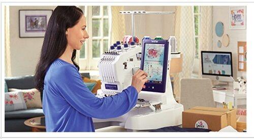 Вышивальная машина для дома