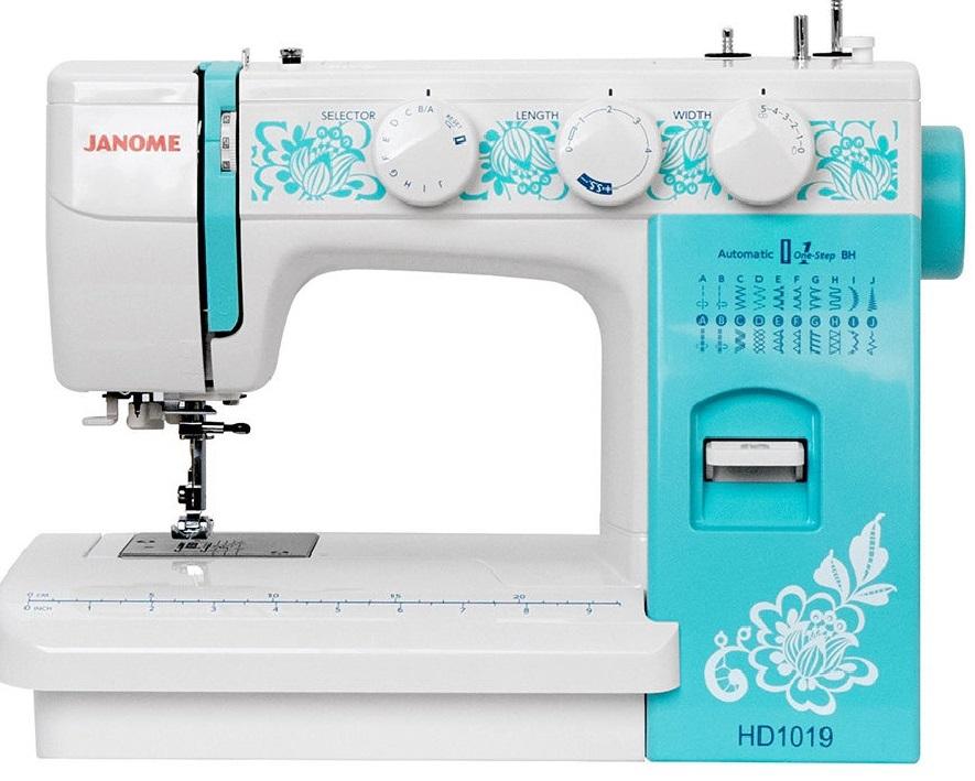 Высококачественная швейная техника компании Janome и других известных брендов по выгодным ценам