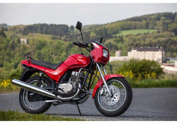 История знаменитого мотоцикла Ява