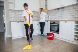 Генеральная уборка поможет сократить временные и трудовые затраты