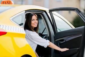 Заказать такси в Крыму
