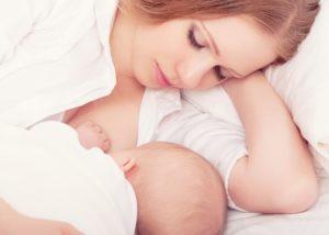 Восстановление груди после кормления ребенка