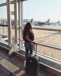 Поиск ближайших аэропортов