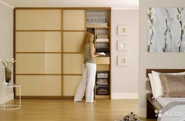 Как построить шкаф-купе самому?