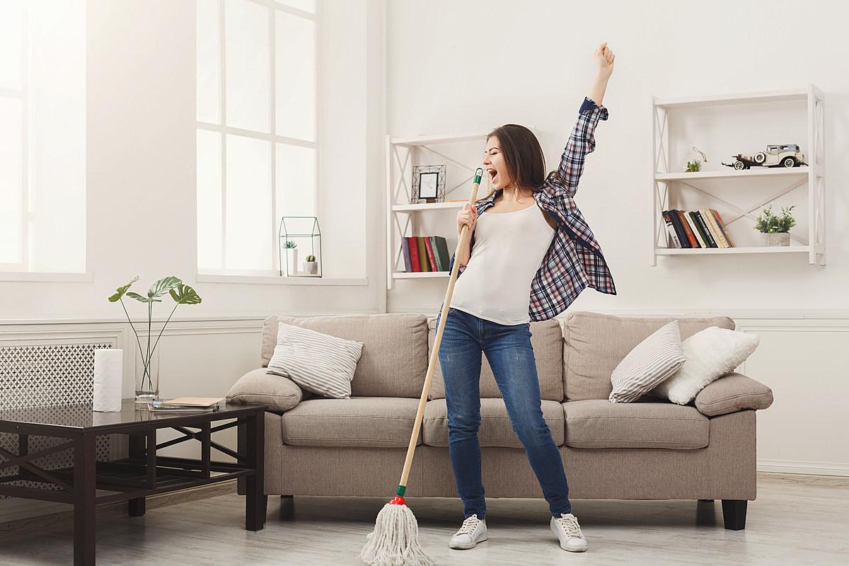 Как выполнить домашние дела быстро и эффективно
